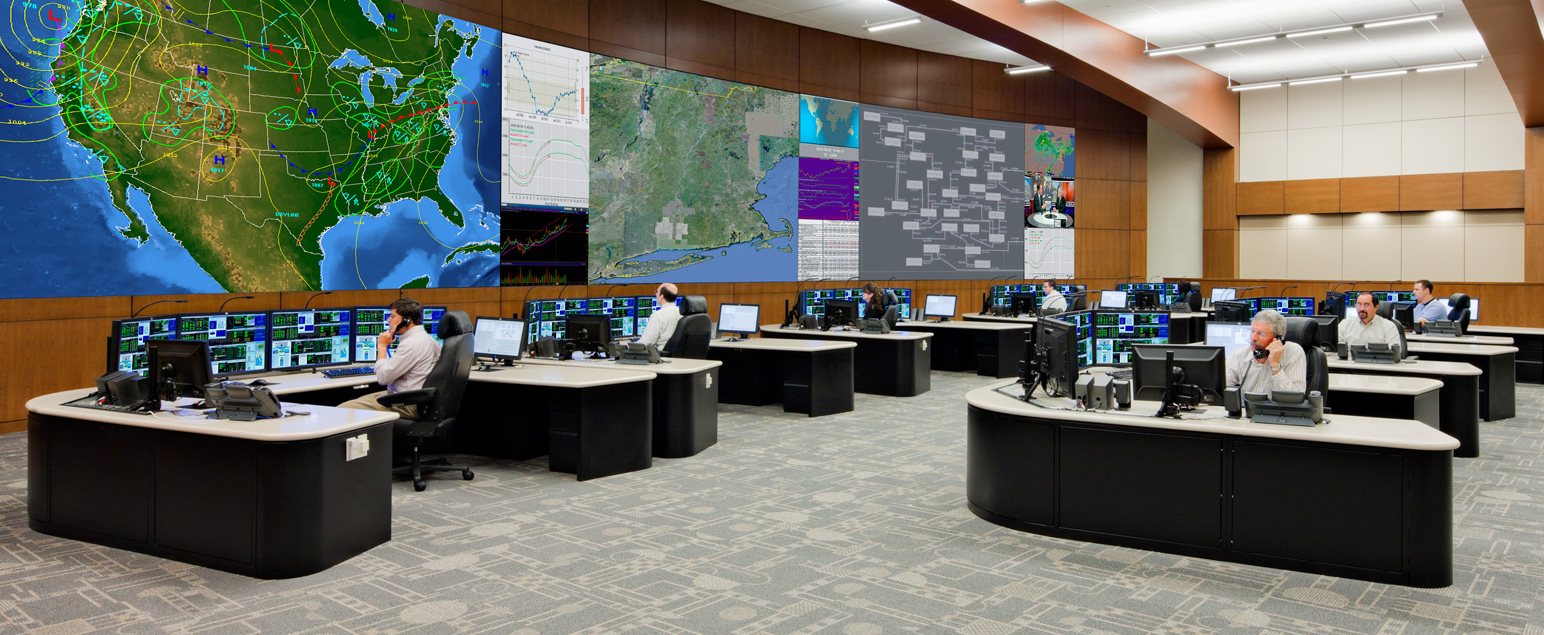 Winsted Control Room Consoles Sight Line Command And