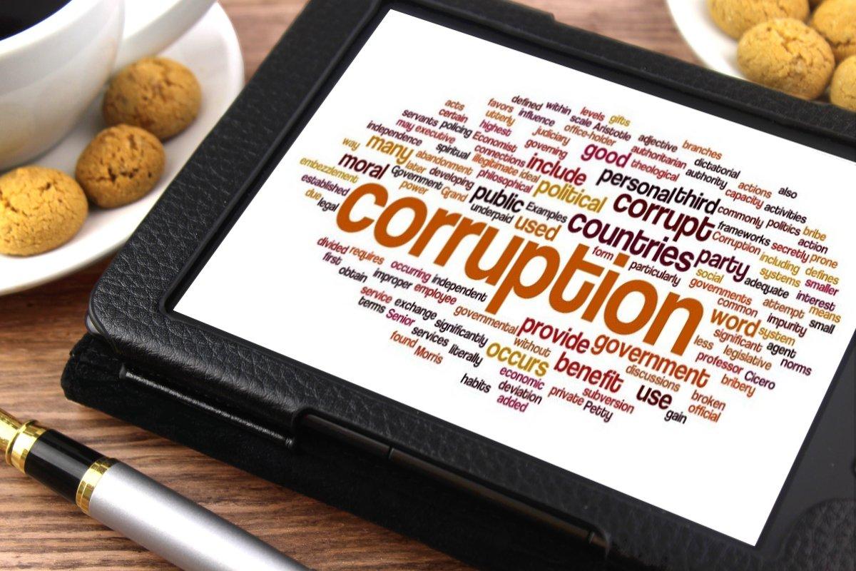 Image result for corruption