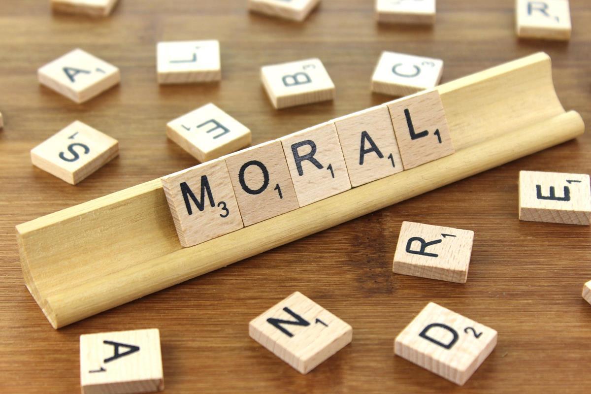 Resultado de imagem para moral