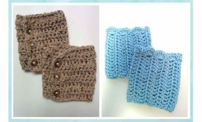 crochet-boot-cuff-patterns