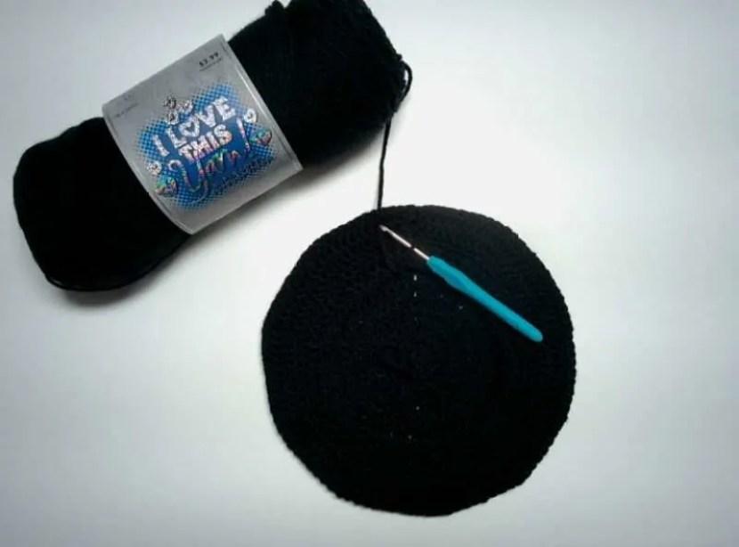 Flat Top Hat FREE Crochet Pattern