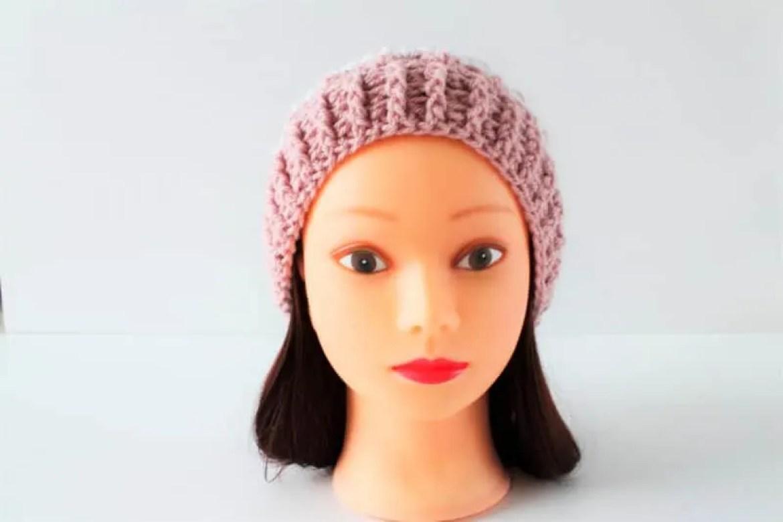 Rosebud: Crochet Slouchy Beanie Pattern |