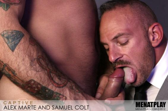 Captive starring Alex Marte and Samuel Colt (10)