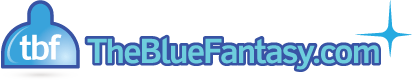 The Blue Fantasy | Come party with hot naked guys