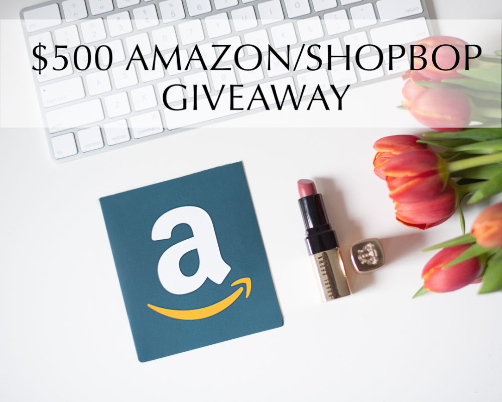 Michigan Petite Fashion and Lifestyle Blog | Amazon Shopbop Givewaway