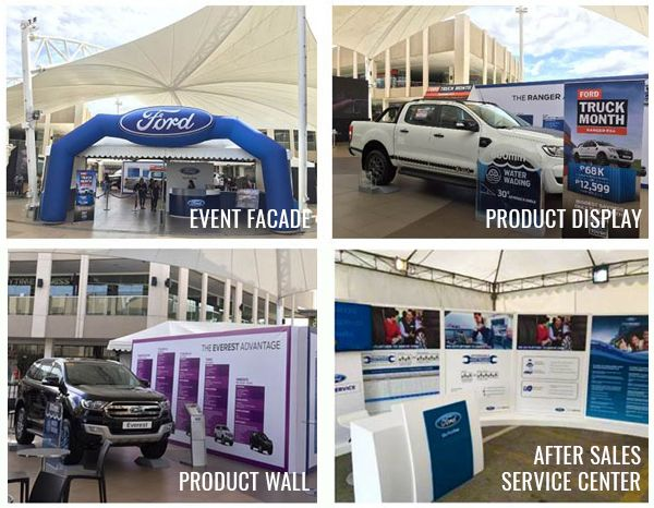 Ford Island Conquest In Bacolod