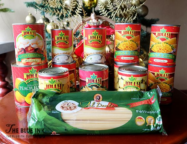 A Simple Pasta Dish For Christmas - Creamy Tuna Fettuccine