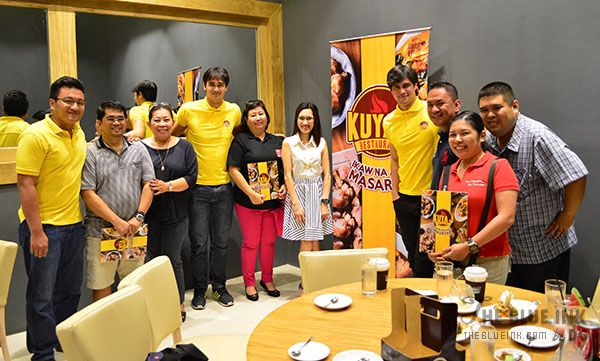 Sumptuous Filipino Dishes At Kuya J Restaurant