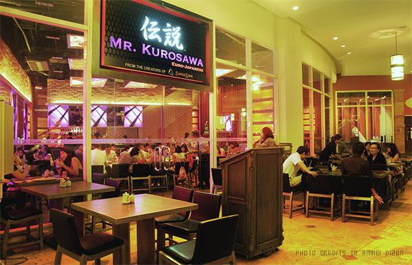Foreign Delights: Mr. Kurosawa