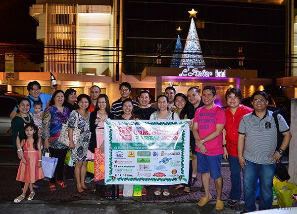 Negrense Blogging Society, Inc. (NBSI) Christmas Party 2014