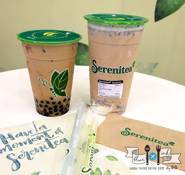A Whole Lot Of Milk Tea At Serenitea Bacolod