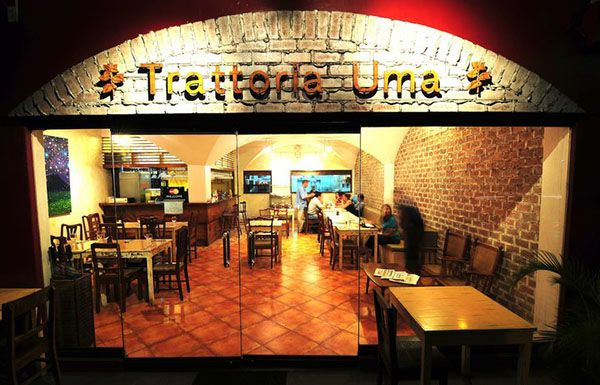 A Truly Wonderful Dining Experience At Trattoria Uma