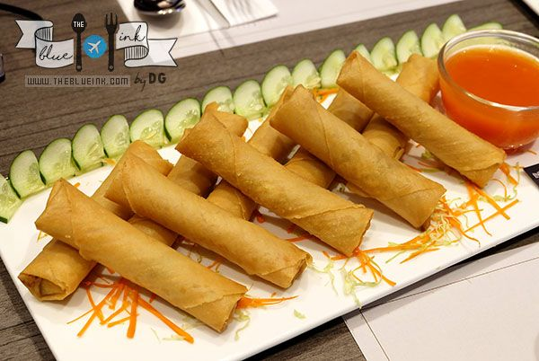 Have A Memorable Independence Day At Vikings - Vegetable Spring Rolls