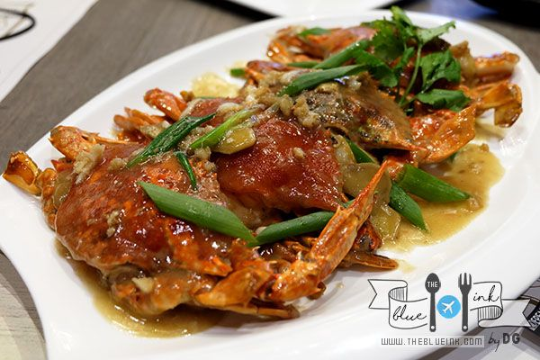 Have A Memorable Independence Day At Vikings - Crabs in Ginger and Butter Sauce