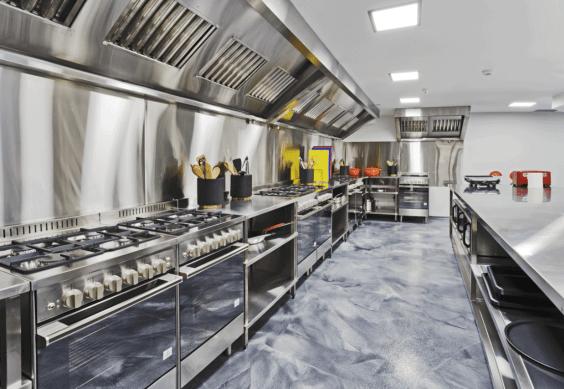 How To Open Quick Service Restaurant (QSR) Kitchen