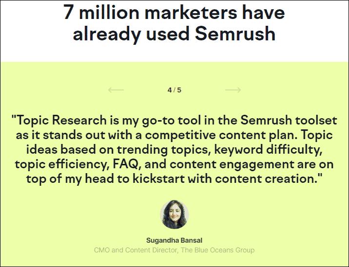 Semrush Review 1