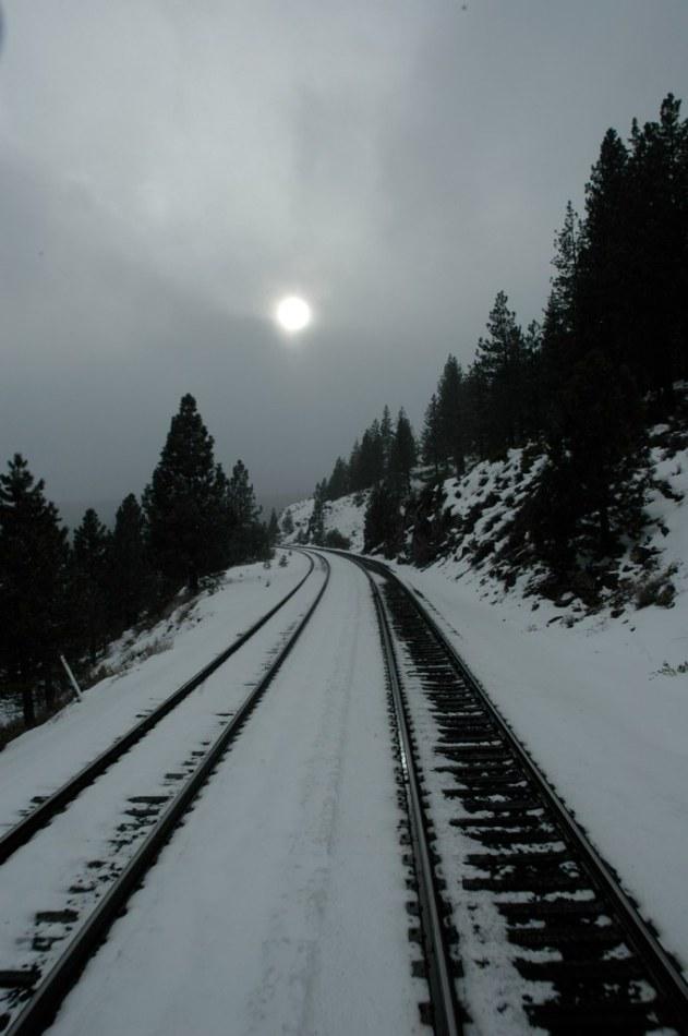 Sierra crossing