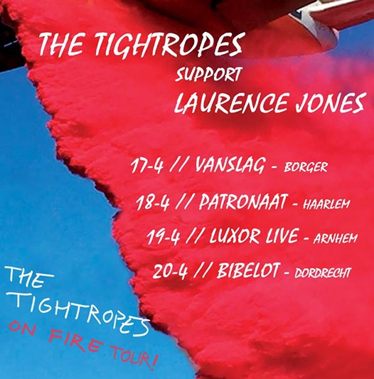 The Tightropes LJ Schedule