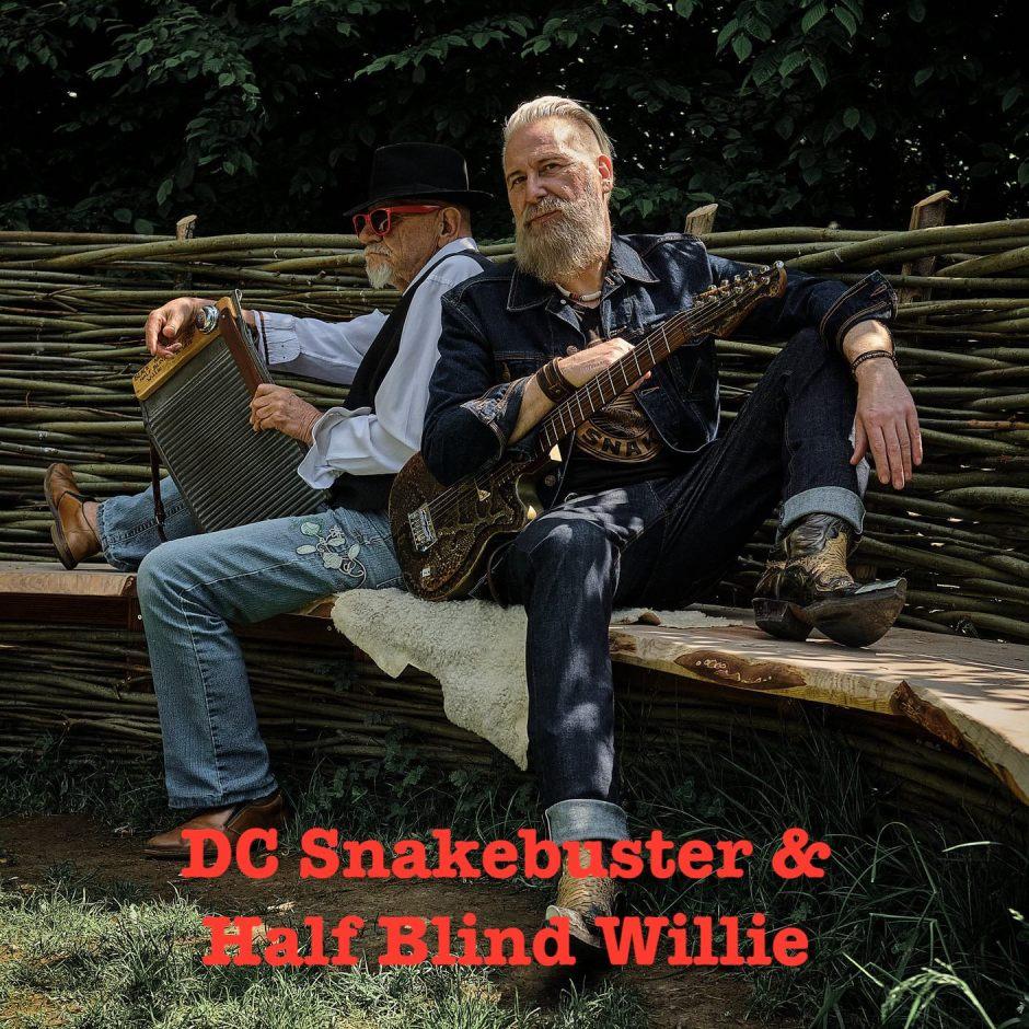DC Snakebuster & Half Blind Willie