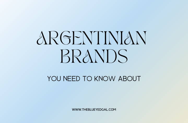 argentinian brands you need to know, the blue eyed gal, argentinian clothes, argentinian fashion, fashion brands, online shopping