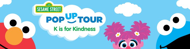Sesame Street Pop Up Tour Coming to Portland, Oregon!