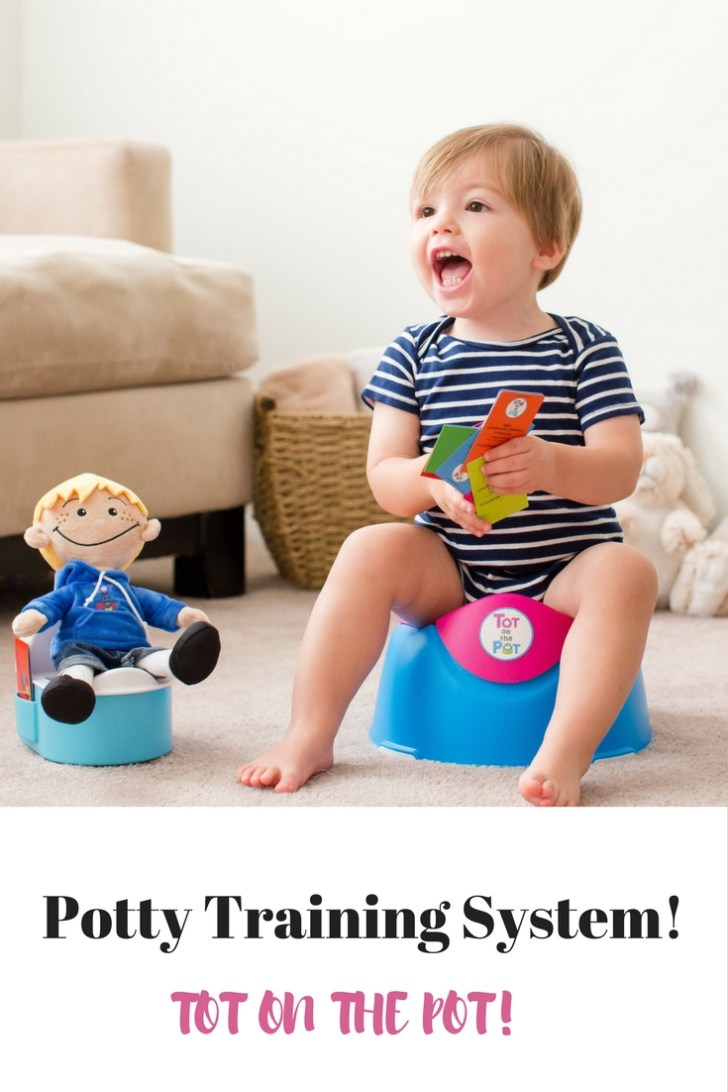 Potty training system that is a must have for parents #sponsored ft @totonthepot Tips and books for the best potty training results! #totonthepot #pottytraining #toddler #parenting