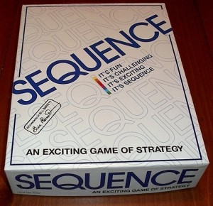 """Sequence – A """"must have"""" family game"""