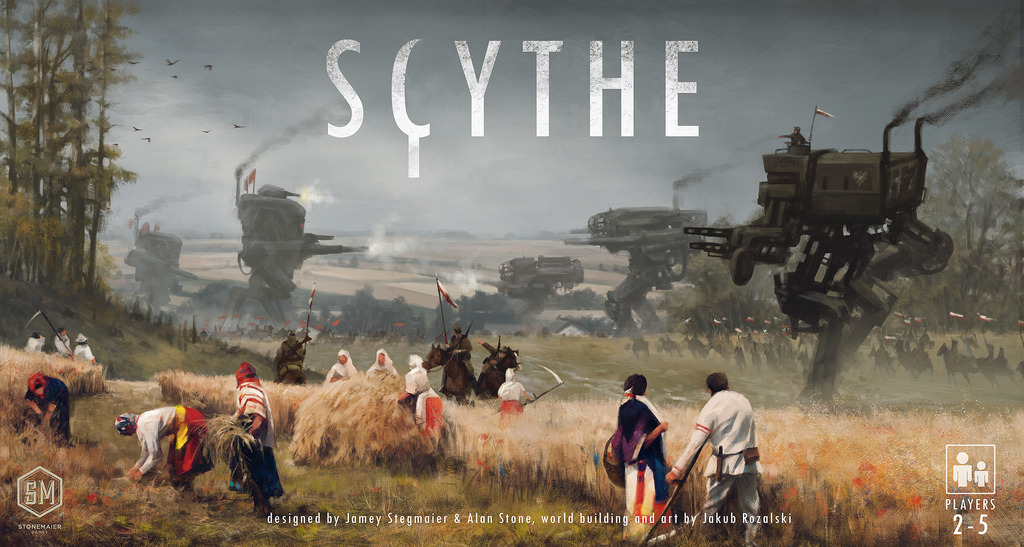 17 Things I Love About Scythe