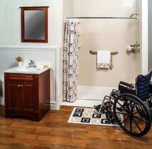 Wheelchair Accessible Showers La Crosse WI Wheelchair Accessible Shower