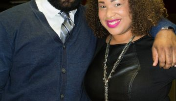 Candice Nicole PR enjoys Raheem DeVaughn's Love Life Foundation Launch.