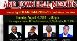 Black Men's Summit & Town Hall Meeting 8/21