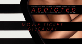 Zane's Addicted in Theaters October 10th [GIVEAWAY]