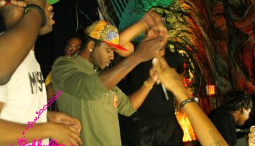 Pusha T & Wale Had DC's #HennyPalooza LIT! [PHOTOS]