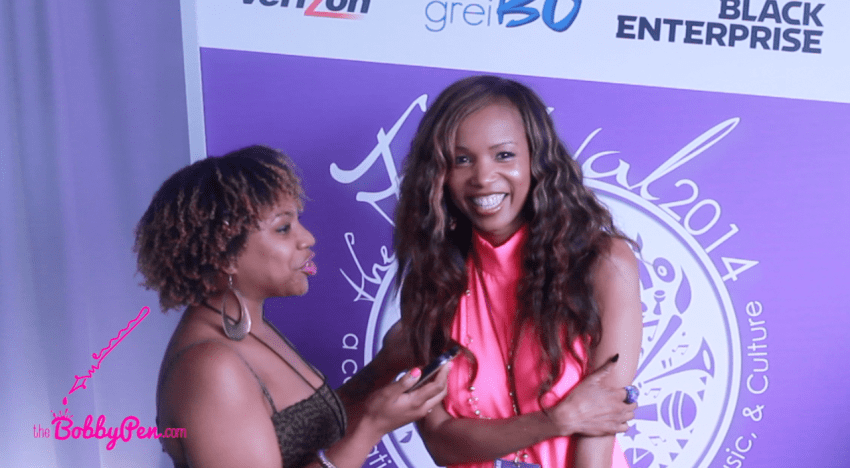 Elise Neal talks Hollywood Divas [VIDEO]