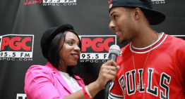Diggy Simmons talks Fan Appreciation, Chain Jackin' and 5-Year Plan