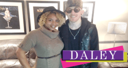 Daley talks First Thanksgiving, Day & Nights, Songwriting and Style [VIDEO]