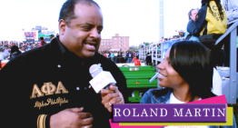 Journalist Roland Martin Celebrates Alpha Phi Alpha Fraternity, Inc. [VIDEO]