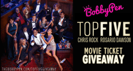 Top Five Screening [GIVEAWAY]