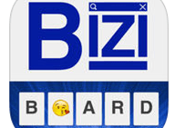 Quick Mobile Meme Search with Biziboard Keyboard