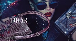 Rihanna Named Dior's First Black Spokesmodel