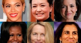 Beyonce, Oprah and Michelle Obama Listed as Forbes '100 Most Powerful Women'