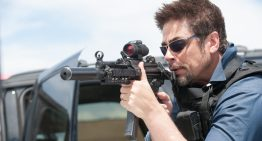 "Emily Blunt and Benicio del Toro team up again to star in ""Sicario"""