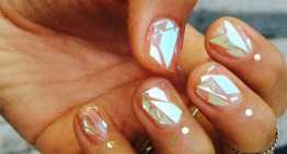 Nail Trend Alert: Glass Nails