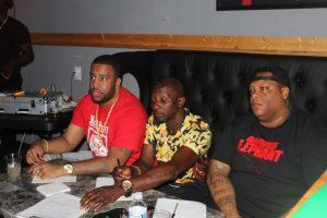 Def Jam Ultimate Showcase celebrity judges Big K, Ola Lafa, and HB The Engineer