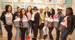 R&B Singer Fantasia Empowers North Carolina's Teen Girls with Urban Skin Solutions Private Event [PHOTOS]