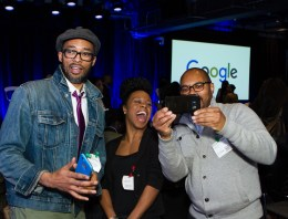 "Google Explores Diversity in Tech with Inaugural Event ""A Seat at the Table: Inclusion and Innovation in Technology & Society"" [PHOTOS]"