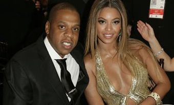 Jay-z and Beyonce, Despite smashing car windows with a bat and elevator fights, this power couple is now sipping lemonade together and expecting twins later this year. They've been together 8 years and counting. (Source: Paul Drinkwater / NBCU Photo Bank via AP Images)