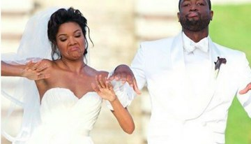Gabrielle Union and Dwayne Wade are a fairly new couple but they are the most fun couple to watch. Why? Their friendship is what makes their romance worthy of being on this list. They even have their own special handshake. (Source: BuzzFeed)