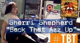 Sherri Shepherd Back That Azz Up Twerk
