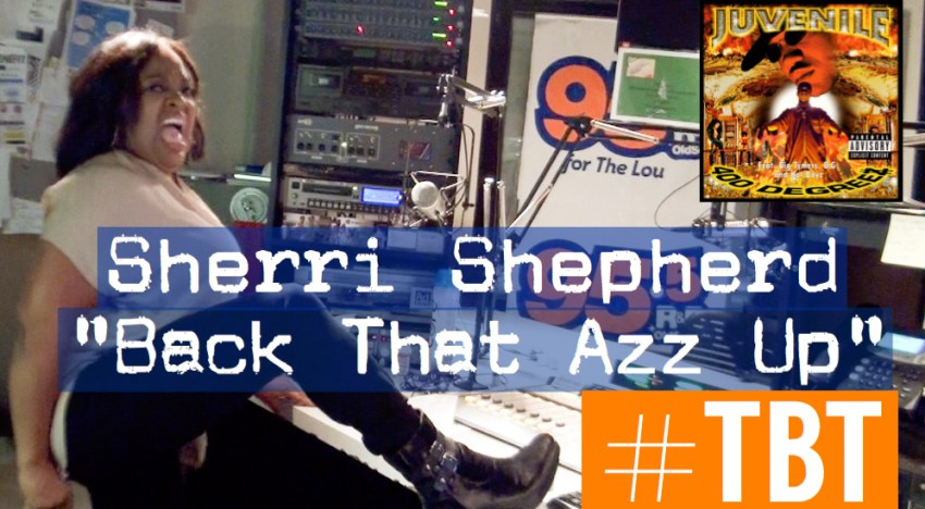 Sherri Shepherd Back That Azz Up Twerk